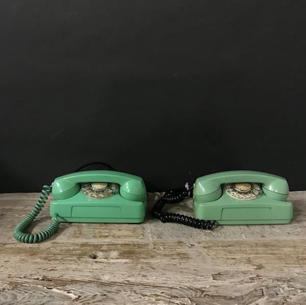Immagine di telefoni GTE Starlite 1960 verdino
