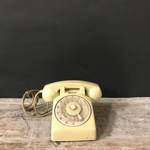 Picture of Face Standard telephone from 60s / 70s