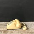 """Immagine di telefono Socotel color crema con """"spione"""""""