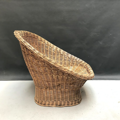 Picture of Wicker egg armchair