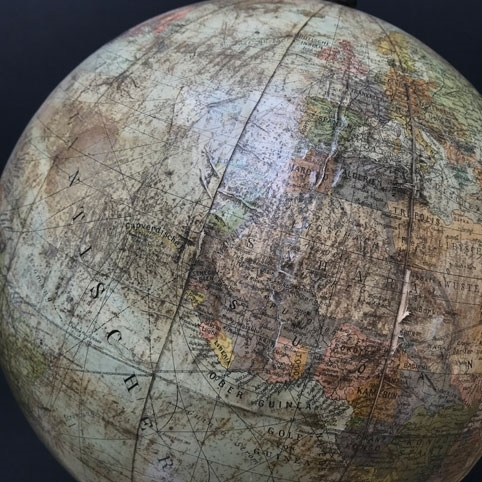 Picture of Peter J. Oestergaard Globe n° 6