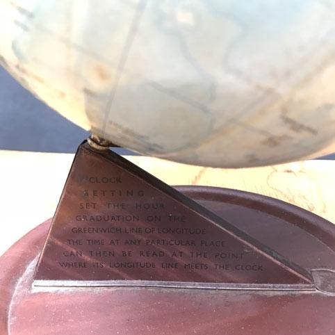 Picture of Zakovsy globe n° 5
