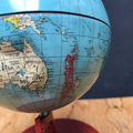 Picture of Small globe with red base