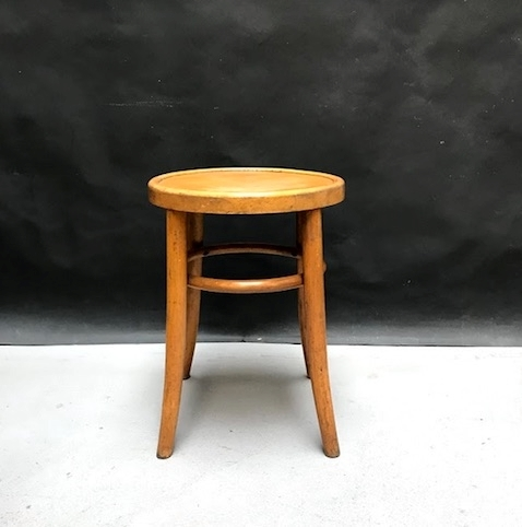 Picture of Bent beechwood stool