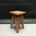 Picture of Country primitive wooden stool