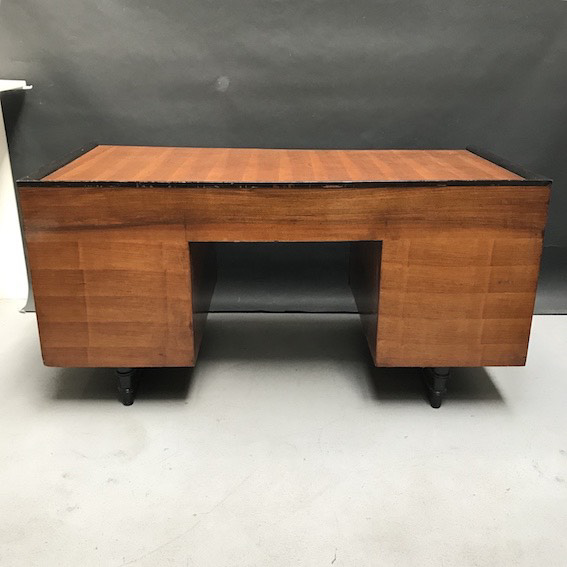 Picture of writing desk with drawers 1940s