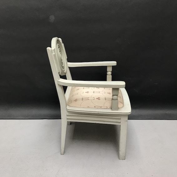 Immagine di Scrivania Art Decò con poltrona di Charles Dudouyt