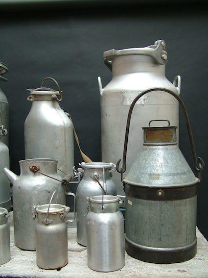 Immagine di Bidoni per latte