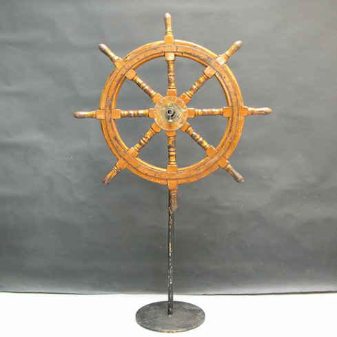 Picture of Boat's wheel