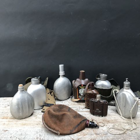 Picture of water bottles and jugs