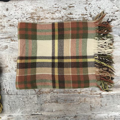 Picture of Plaid and tartan blanket for picnic