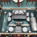 Picture of Picnic case from 1950s