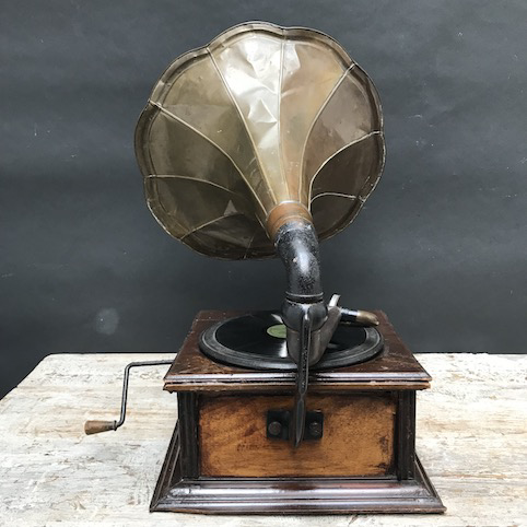 Picture of Antique Gramophone