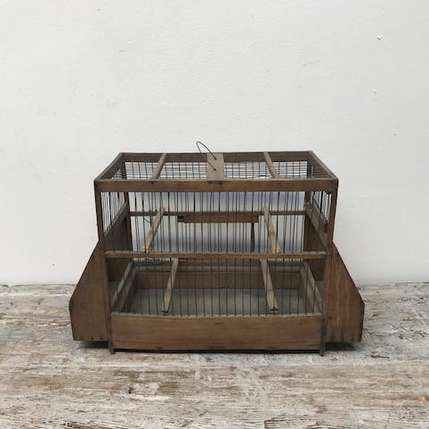 Immagine di gabbia legno