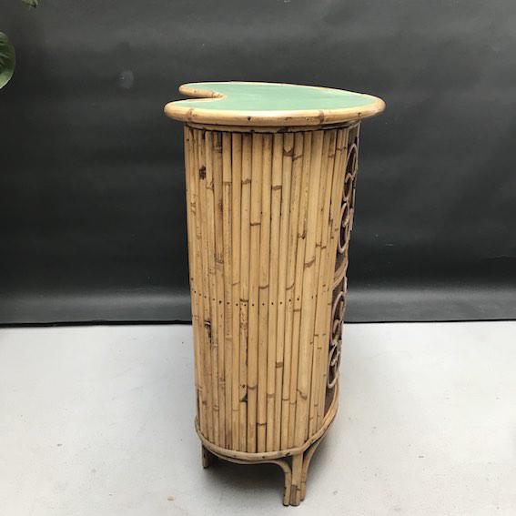 Immagine di Banco bar in bambù