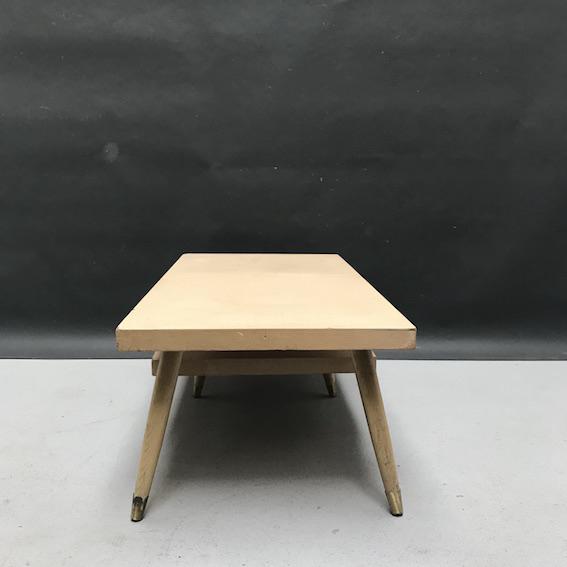 Immagine di Tavolino da caffè in formica anni 50