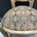 Immagine di sedia legno intagliato