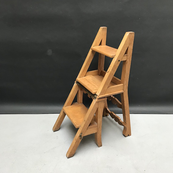 Picture of chair  stair