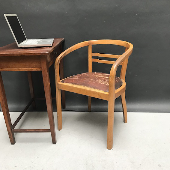 Picture of Tub Viennese chair