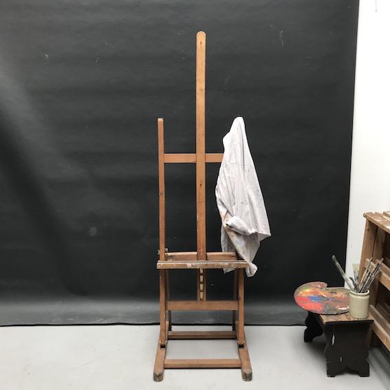 Immagine di Cavalletto da pittore n° 9